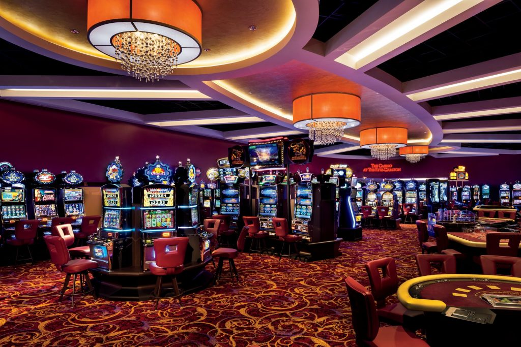 Online Bit coin casino games
