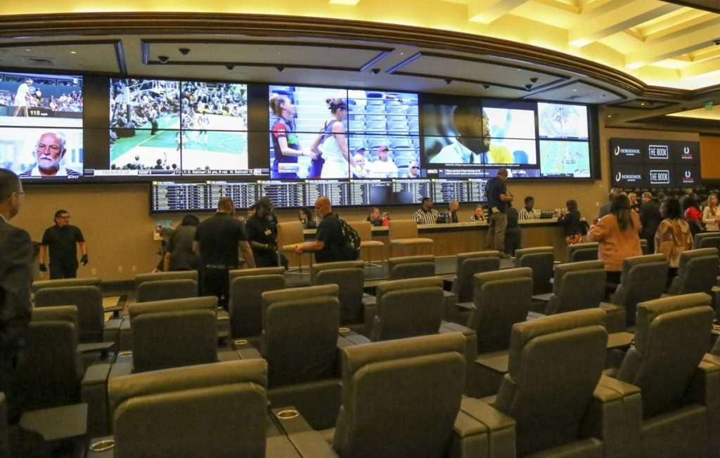 sports betting arbitrage